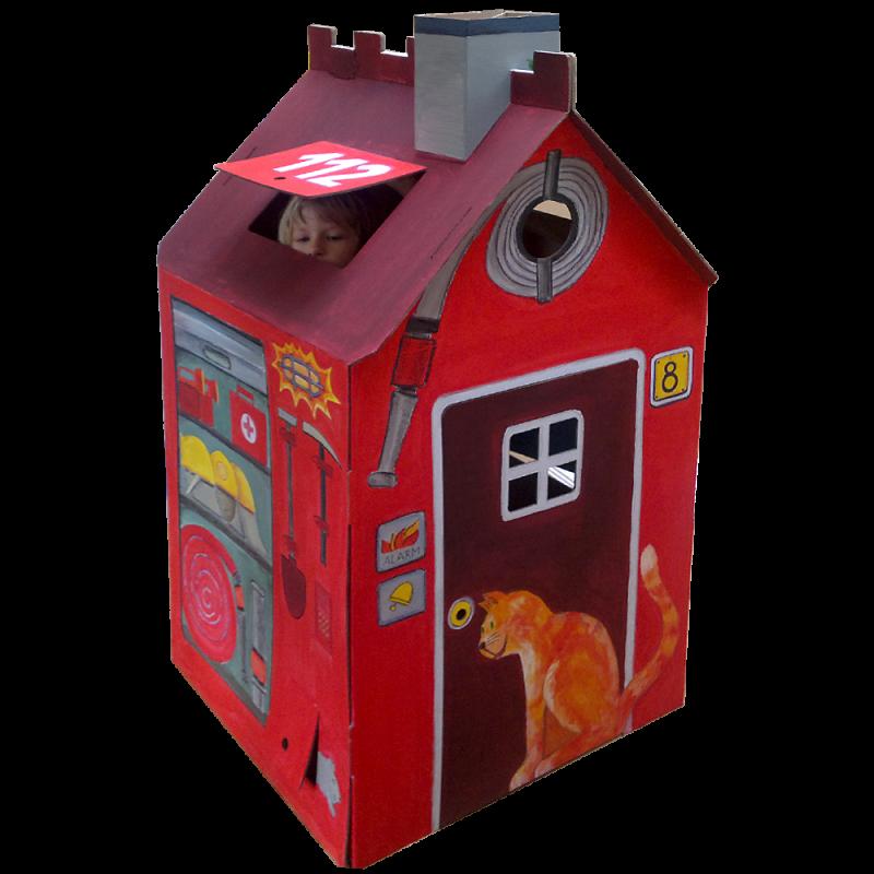 Feuerwehr Papphaus