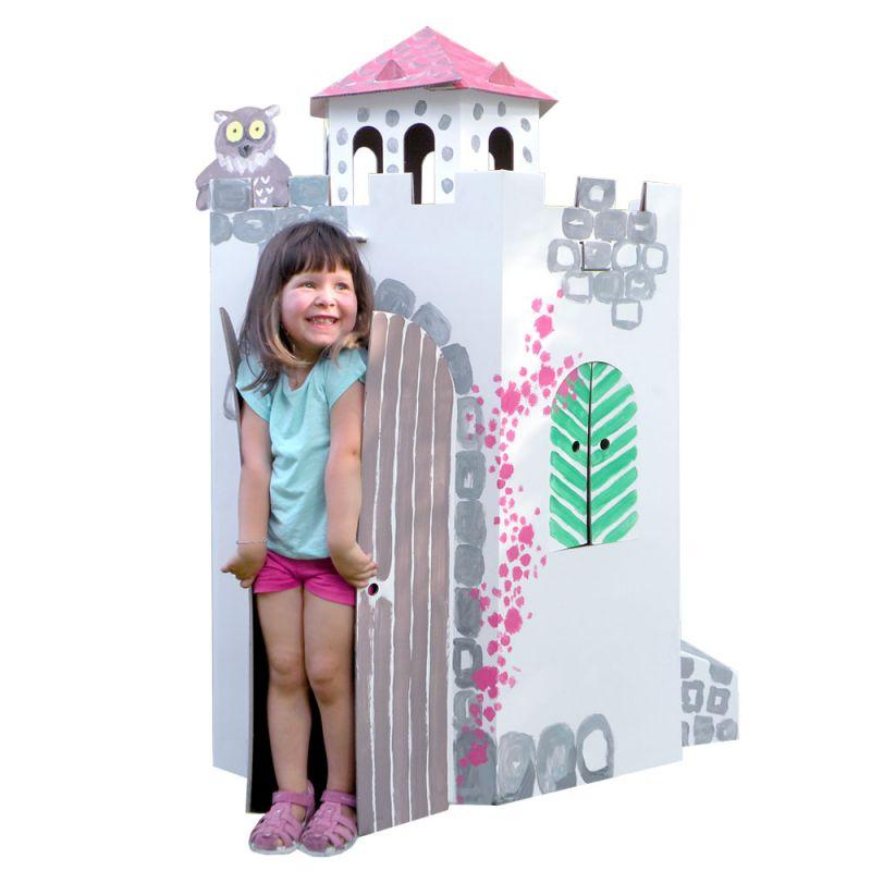 Der große Burgturm