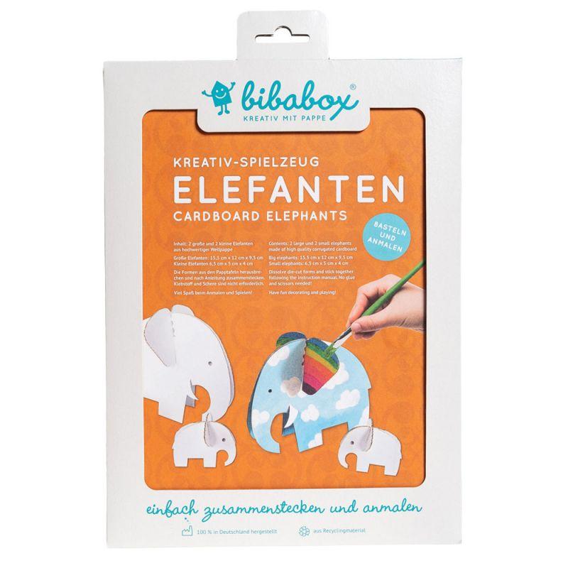 Die Elefantenfamilie