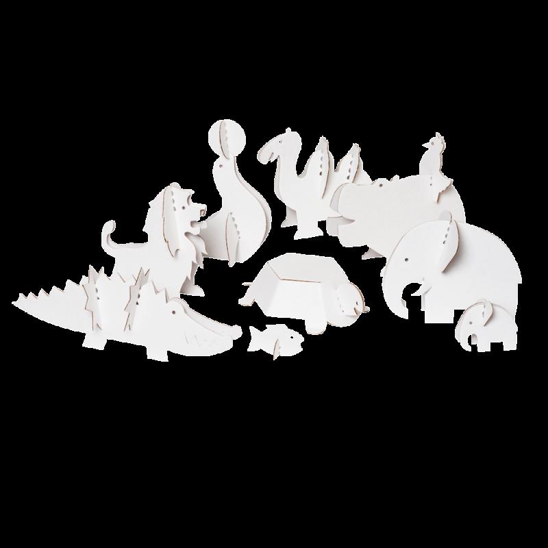 Die Zootiere